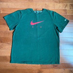 Nike Air Regular Fit Men's Short Sleeve T-shirt